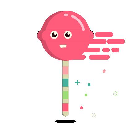 Ezy the Lollipop messages sticker-9