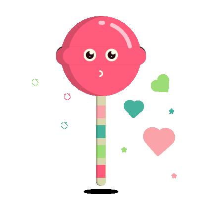 Ezy the Lollipop messages sticker-4