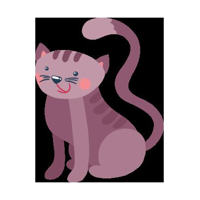 lovely Cats Sticker messages sticker-3