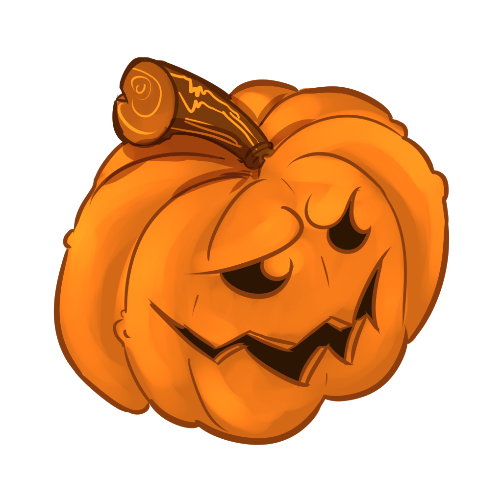 Halloween Pumpkins Sticker Pack messages sticker-4