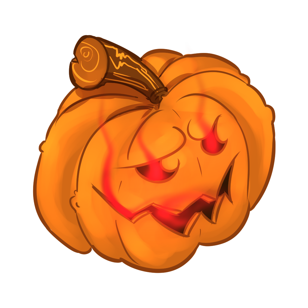 Halloween Pumpkins Sticker Pack messages sticker-5