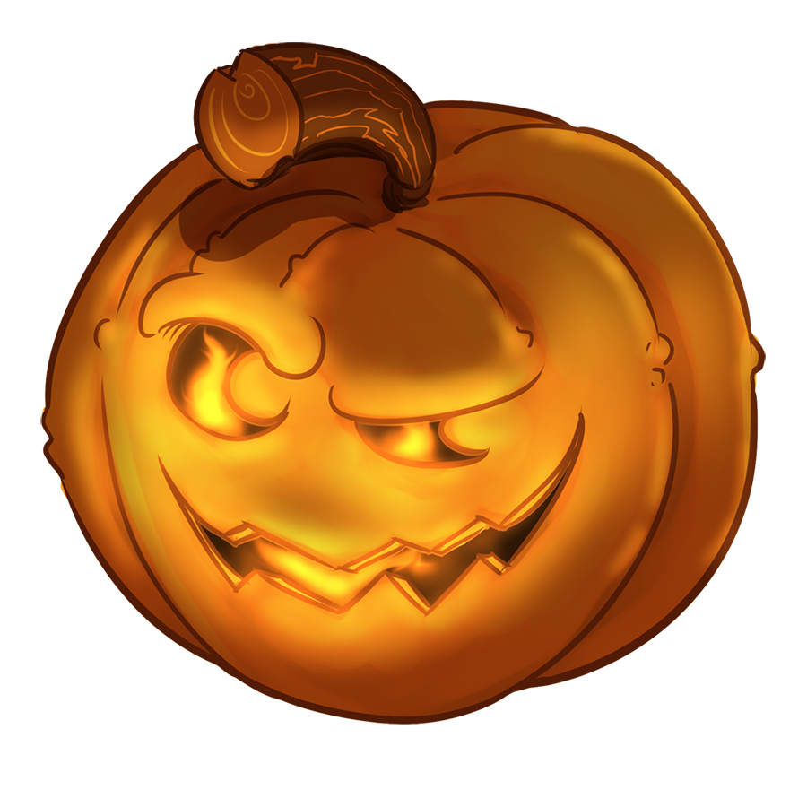 Halloween Pumpkins Sticker Pack messages sticker-3