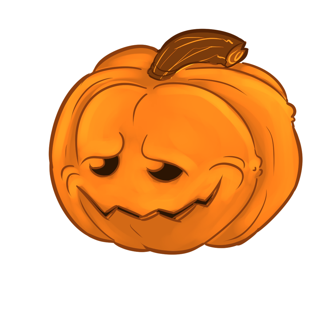 Halloween Pumpkins Sticker Pack messages sticker-0