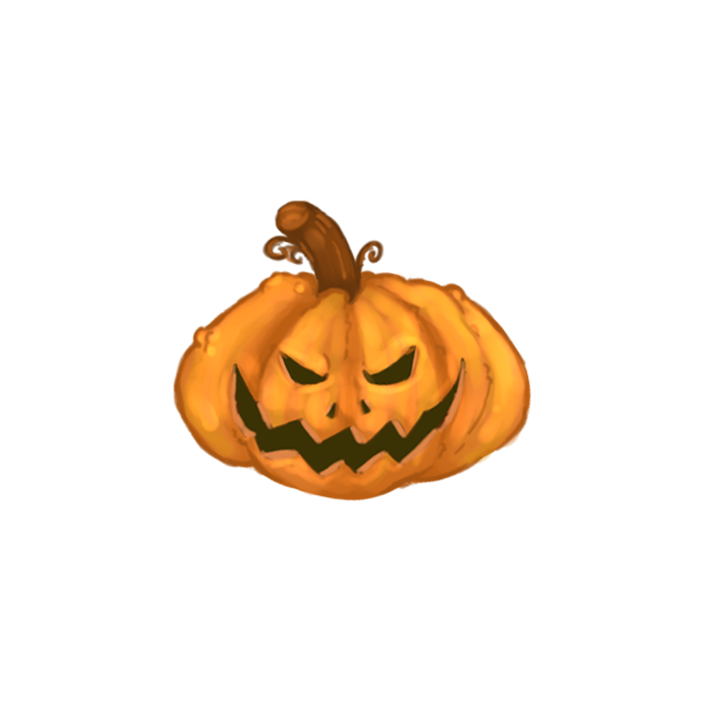 Halloween Pumpkins Sticker Pack messages sticker-8