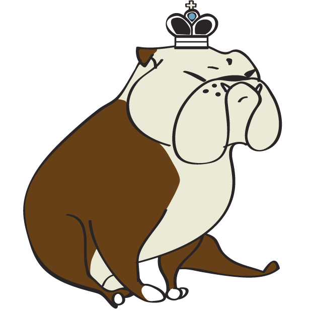 Austen the Bulldog messages sticker-4
