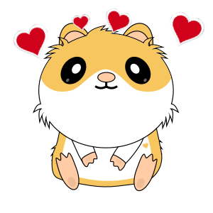 HappyHamsters messages sticker-8