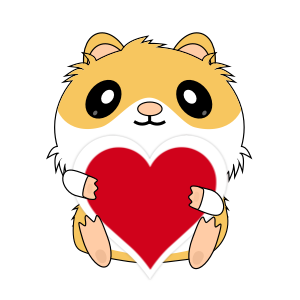 HappyHamsters messages sticker-1