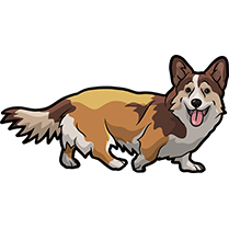 CorgiMojis - Corgi Emoji & Stickers messages sticker-0