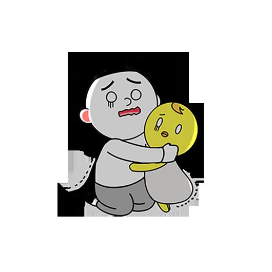 紫微大师和天相星君-表情包贴纸 messages sticker-7