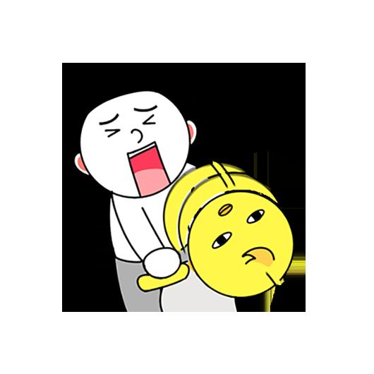 紫微大师和天相星君-表情包贴纸 messages sticker-3