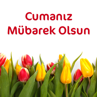 Cuma Mesajları - Resimli Kart Oluştur messages sticker-2