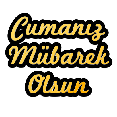 Cuma Mesajları - Resimli Kart Oluştur messages sticker-1