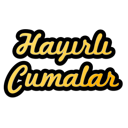 Cuma Mesajları - Resimli Kart Oluştur messages sticker-0