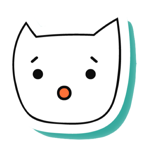 White Cats - funny stickers messages sticker-11