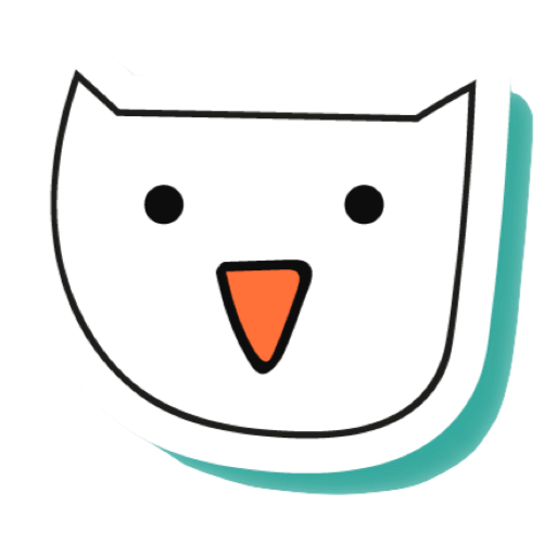White Cats - funny stickers messages sticker-3