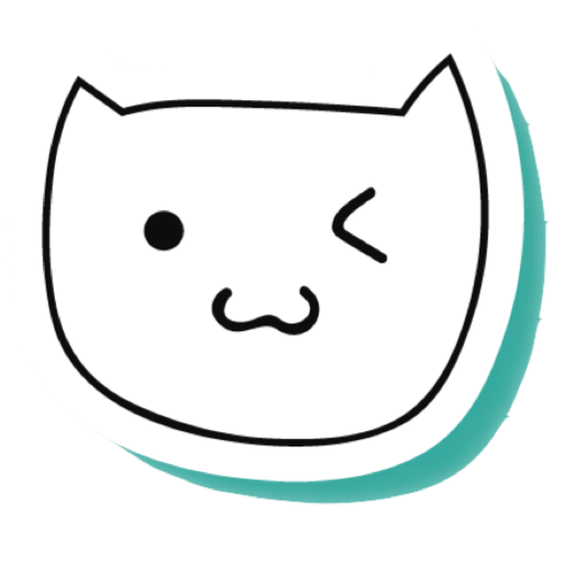 White Cats - funny stickers messages sticker-7