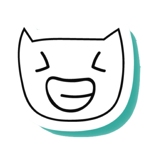 White Cats - funny stickers messages sticker-9