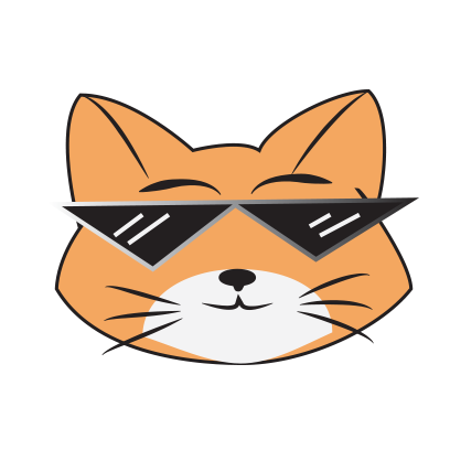Awesome Face cats emoji messages sticker-2