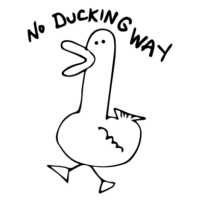 AutoCorrect Ducks! Stickers messages sticker-8