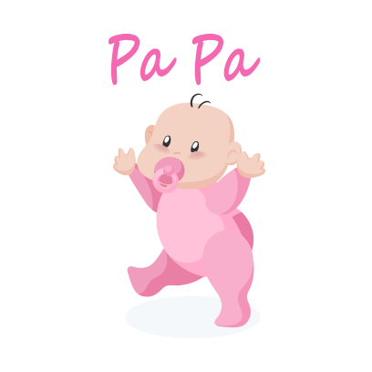 Funny Baby emoji messages sticker-8