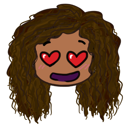 CurlyGirlMoji messages sticker-11