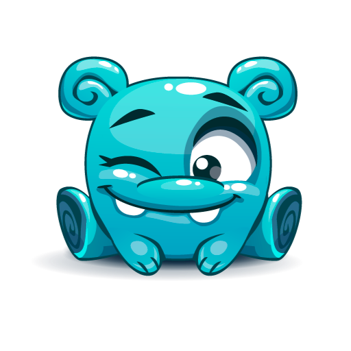 Cute Kawaii Emoji messages sticker-9