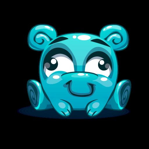 Cute Kawaii Emoji messages sticker-11