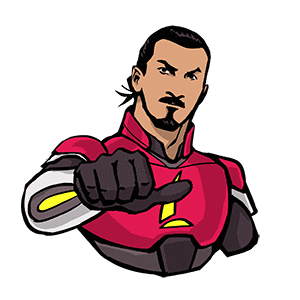 Zlatan Legends Stickers messages sticker-11