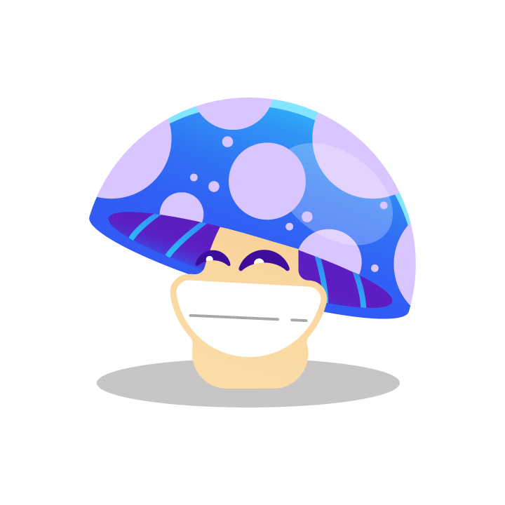 Mushies messages sticker-1
