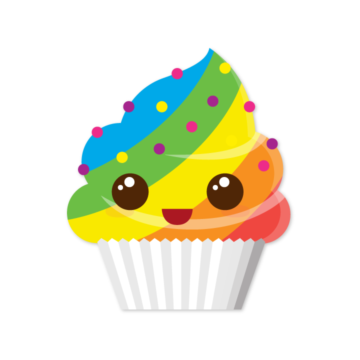 Cupcake Life messages sticker-5