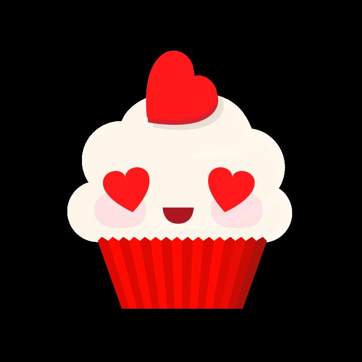 Cupcake Life messages sticker-8