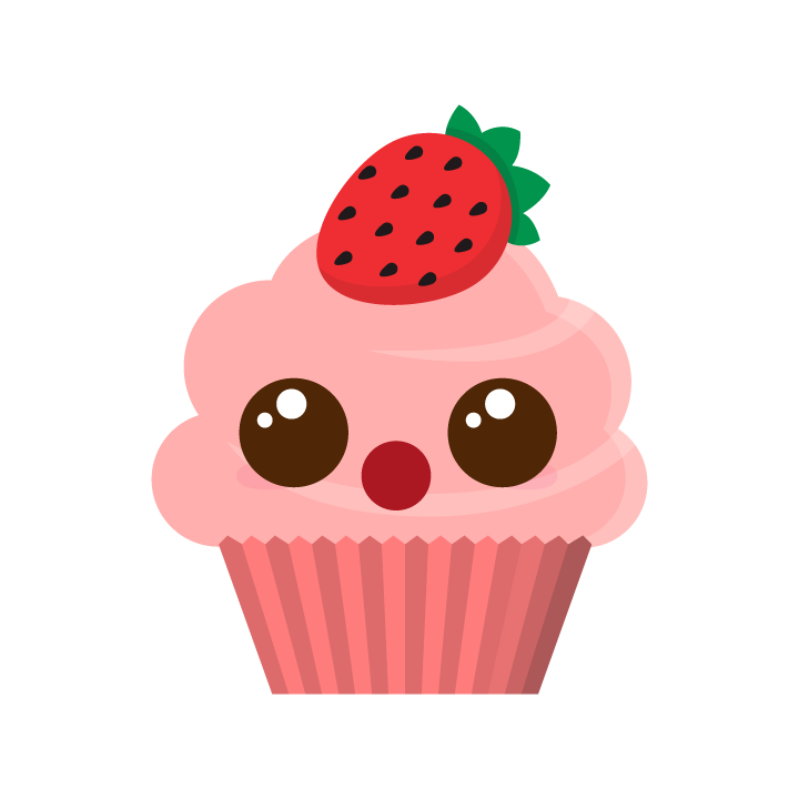 Cupcake Life messages sticker-0
