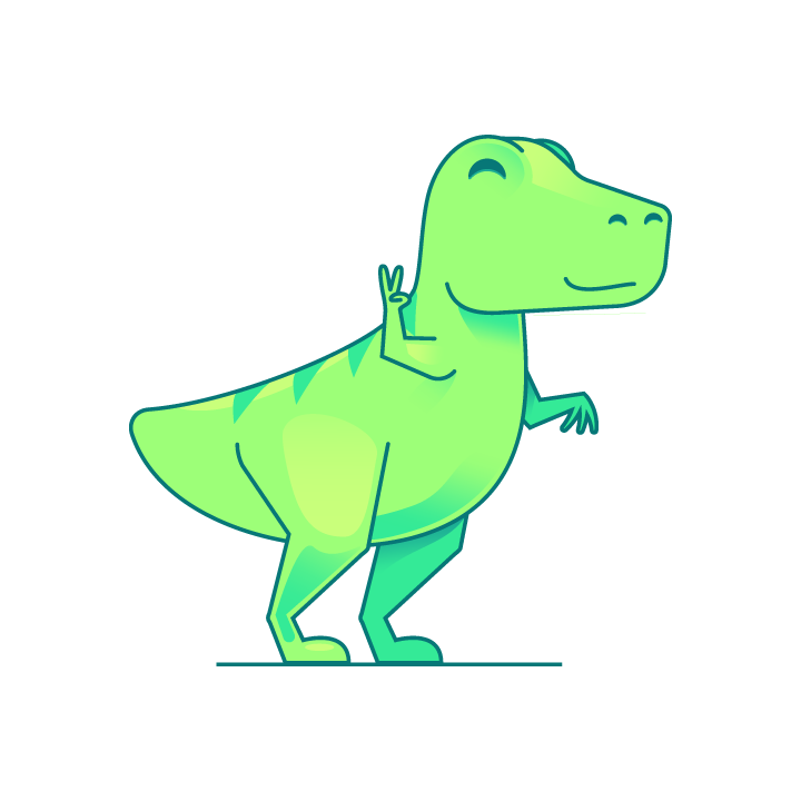 Mr. Rex messages sticker-1
