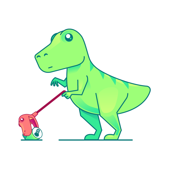Mr. Rex messages sticker-7