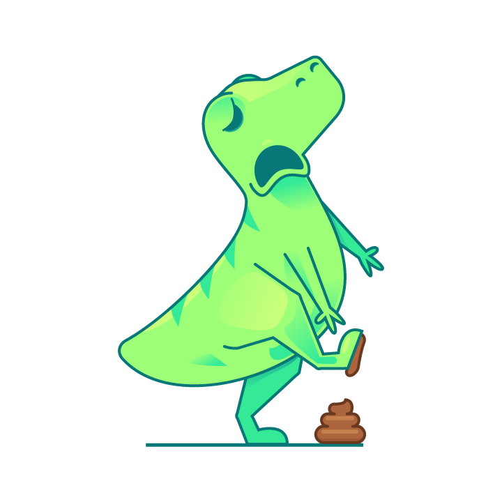 Mr. Rex messages sticker-9