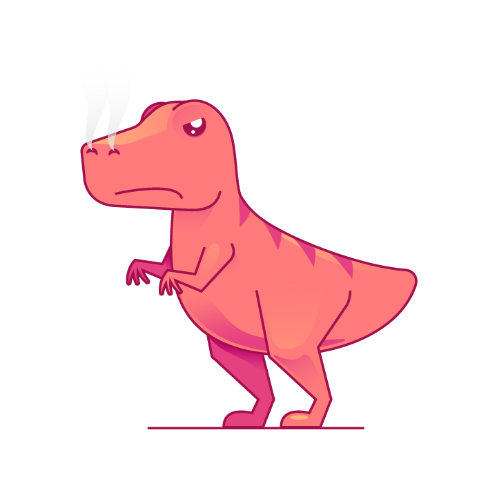 Mr. Rex messages sticker-6