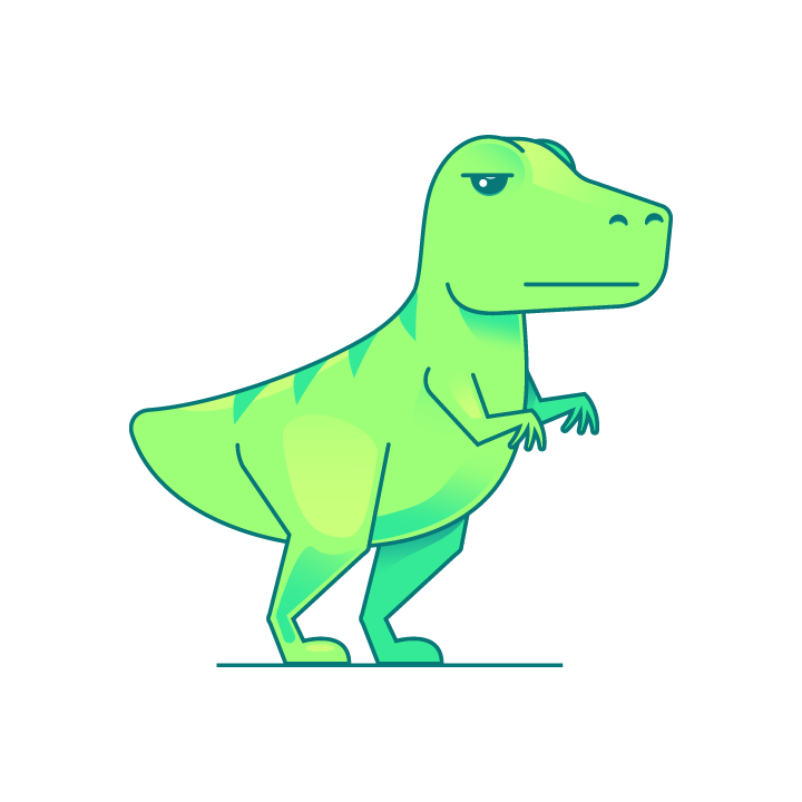 Mr. Rex messages sticker-4