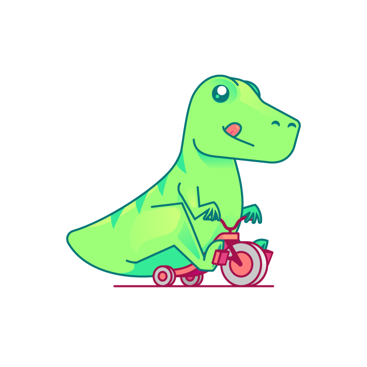 Mr. Rex messages sticker-8