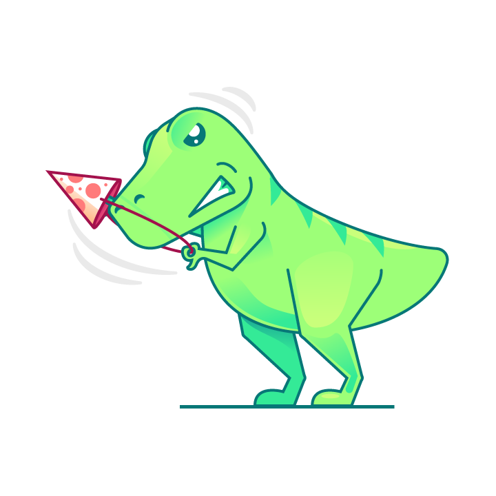 Mr. Rex messages sticker-10
