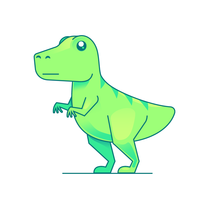 Mr. Rex messages sticker-0