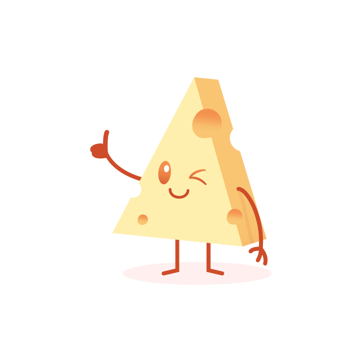 Cheese Life messages sticker-7