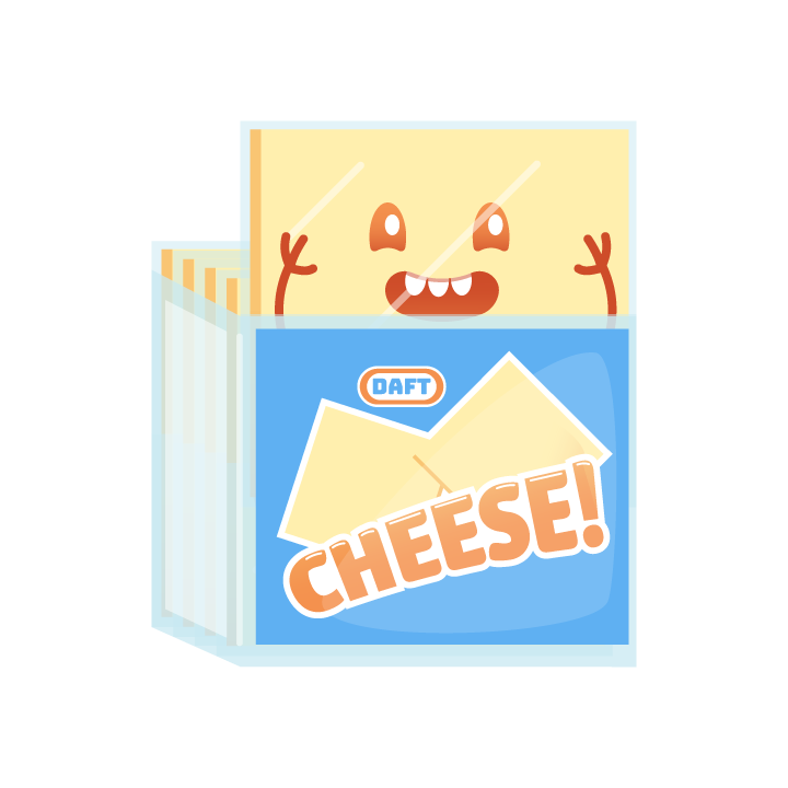 Cheese Life messages sticker-0