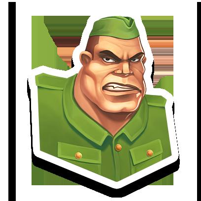 World War Heroes: WW2 FPS messages sticker-3