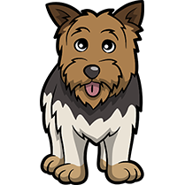 YorkieMoji - Yorkie Emoji & Sticker messages sticker-7