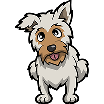 YorkieMoji - Yorkie Emoji & Sticker messages sticker-1
