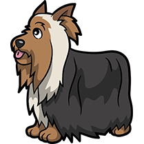 YorkieMoji - Yorkie Emoji & Sticker messages sticker-5