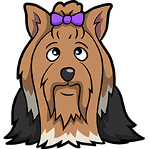 YorkieMoji - Yorkie Emoji & Sticker messages sticker-6