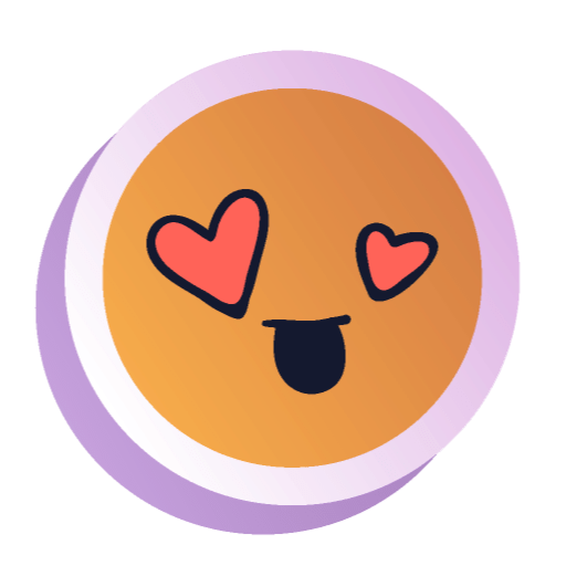Cute Emoticons Sticker Fun! messages sticker-0
