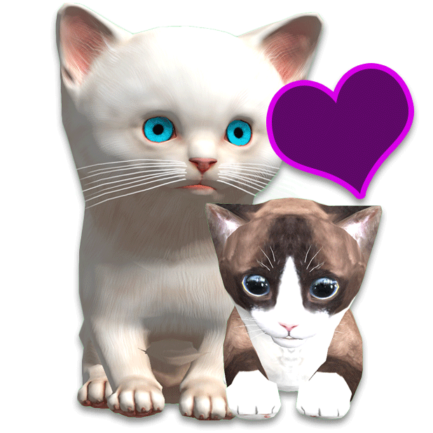 Cattery messages sticker-3