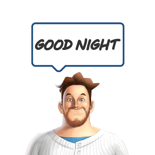 AR Baseball messages sticker-2